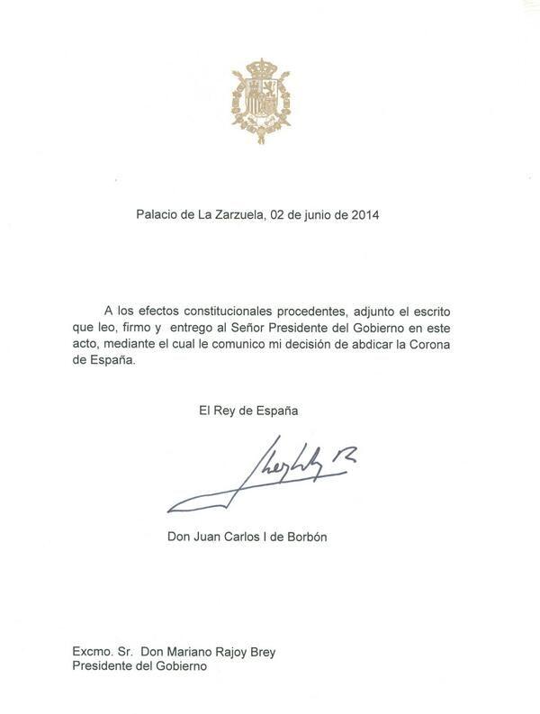 König Von Spanien Corona