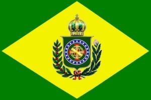 Die kaiserliche Standarte wurde am 15. November 1889 in Brasilien eingeholt.